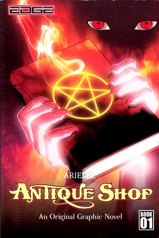 Antique Shop: An Original Graphic Novel