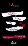 Pamphlet contre un vampire by Sophie Jomain