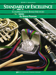 Standard of Excellence: Book 3, Alto Saxophone