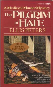 The Pilgrim of Hate by Ellis Peters