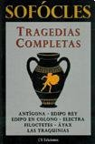 Tragedias completas by Sophocles