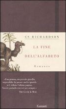 Ebook La fine dell'alfabeto by C.S. Richardson TXT!