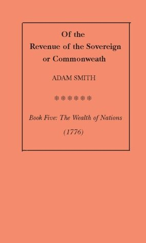 Of the Revenue of the Sovereign or Commonwealth