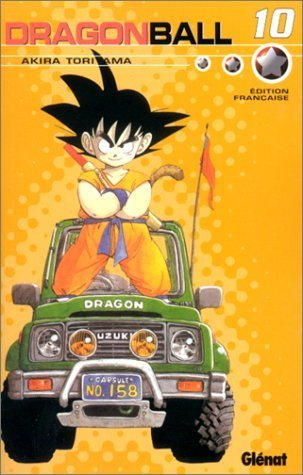 Dragon Ball, volume double tome 10