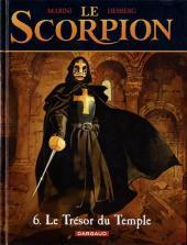 Le Trésor du Temple (Le Scorpion, #6)