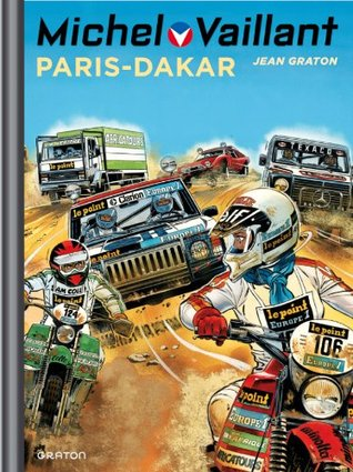 Michel Vaillant, Tome 41 : Paris-Dakar