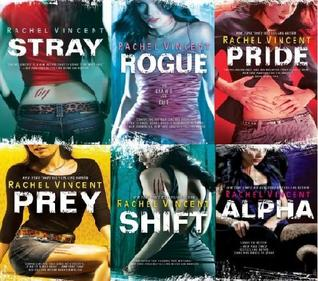 Shifters Series Box Set (Shifters, #1-6)