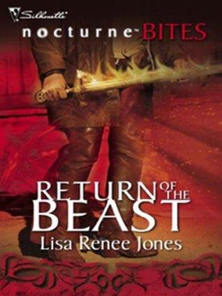 Return of the Beast by Lisa Renee Jones