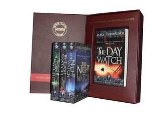 Last Watch, the Day Watch, the Twilight Watch, the Night Watch
