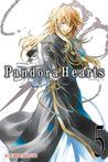 Pandora Hearts, Volume 5 by Jun Mochizuki