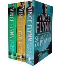 Vince Flynn Collection: Executive Power, the Third Option, Separation of Power