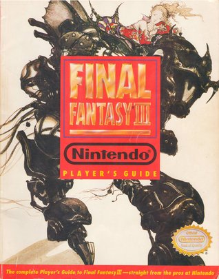 Final Fantasy III Nintendo Player's Guide