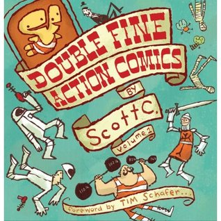 Double Fine Action Comics Volume 1