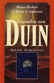 De Slag van Corrin (Legenden van Duin, #3)