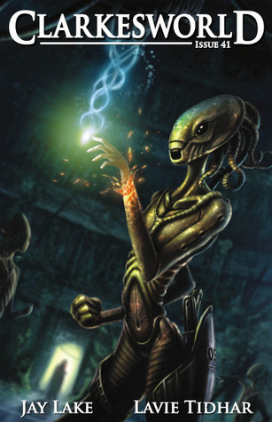 Clarkesworld Magazine, Issue 41 (Clarkesworld Magazine, #41)