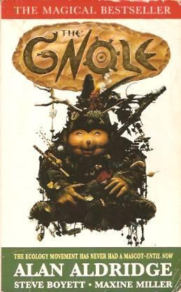 The Gnole by Alan Aldridge