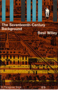 The Seventeenth-Century Background by Basil Willey