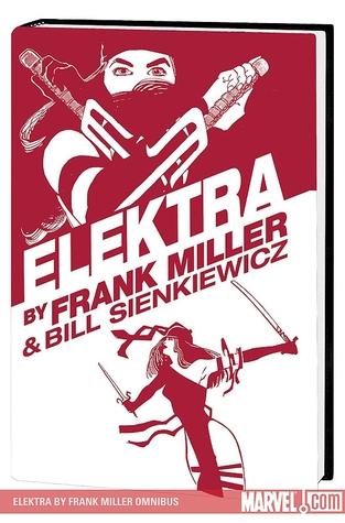 Elektra Omnibus by Frank Miller