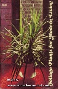 Foliage Plants For Modern Living