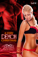 A Very Demon Christmas(Demon Hunters  1)