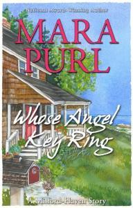 Whose Angel Keyring by Mara Purl