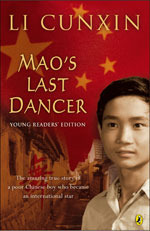 Mao's Last Dancer Young Readers' Edition by Li Cunxin