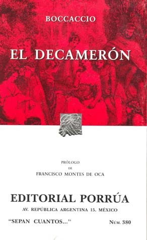 El Decamerón (Sepan Cuantos, #380)