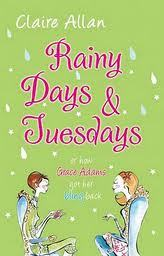Rainy Days and Tuesdays by Claire Allan