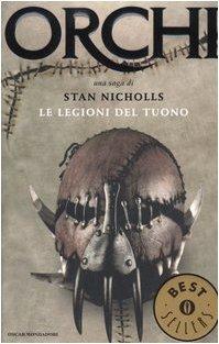 Le legioni del tuono by Stan Nicholls