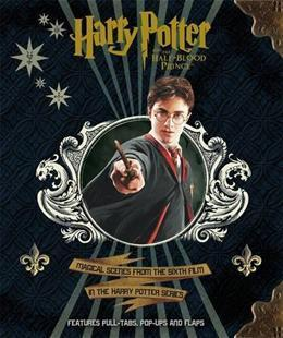 Harry Potter And The Half Blood Prince Deluxe Gift Book