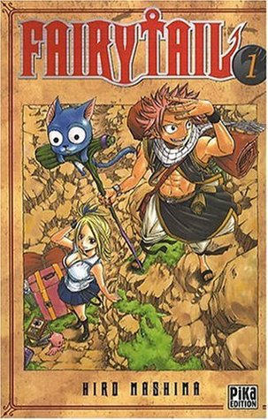 Fairy Tail, Tome 1