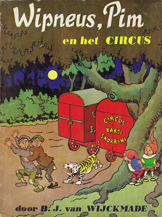 Wipneus, Pim en het Circus