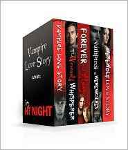 Vampire Love Story Boxed Set @1-5
