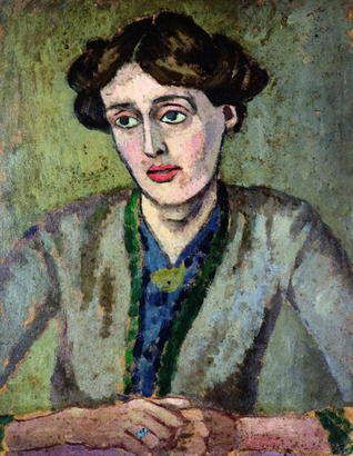A Society by Virginia Woolf