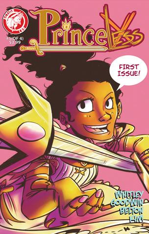 Princeless #1 by Jeremy Whitley