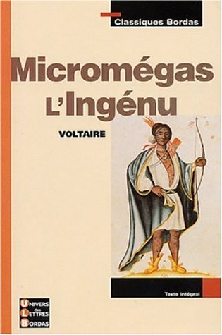 Micromégas - L'Ingénu