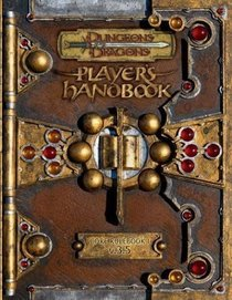 Dungeons and Dragons Core Rulebook 1 Players Handbook