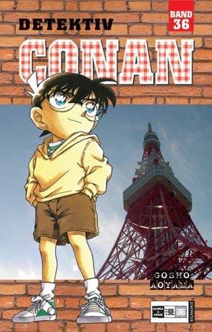 Detektiv Conan 36 by Gosho Aoyama