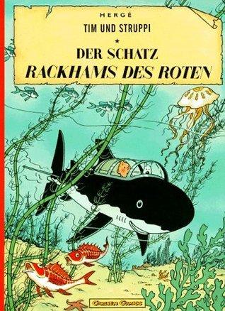 Der Schatz Rackhams des Roten (Tim und Struppi, #12)