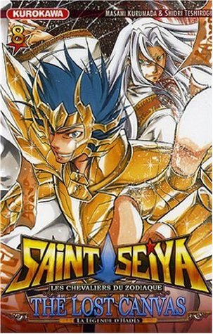 Saint Seiya - Les Chevaliers du Zodiaque - The Lost Canvas - La Légende d'Hadès, tome 8 (Saint Seiya - The Lost Canvas #8)