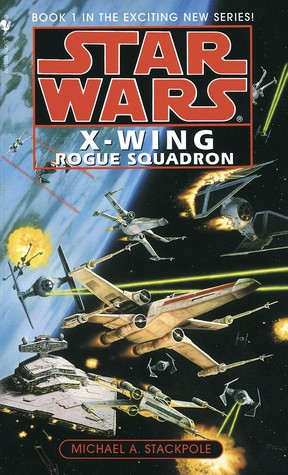 Rogue Squadron by Michael A. Stackpole