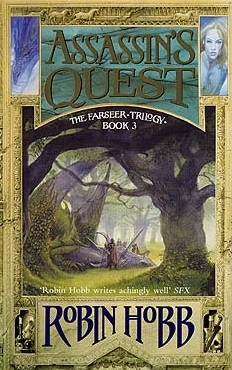 Assassin's Quest by Robin Hobb