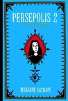 Persepolis 2: The Story of a Return (Persepolis, #2)