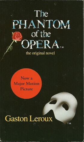 Image result for phantom of the opera book