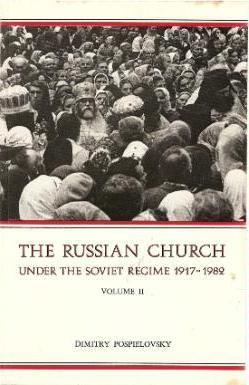 Pospielovsky The Russian Church