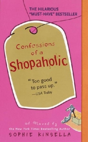 Shopaholic series by Sophie Kinsella thumbnail