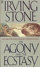 The Agony and the Ecstasy (Mass Market Paperback)