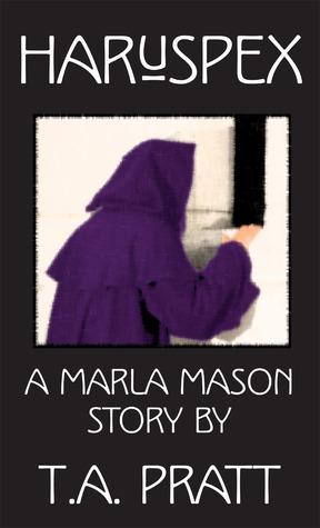 Haruspex (Marla Mason, Prequel #2)