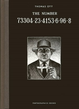 The Number 73304-23-4153-6-96-8 by Thomas Ott