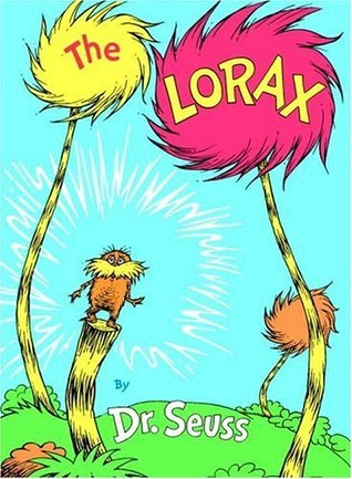 Image result for the lorax book goodreads